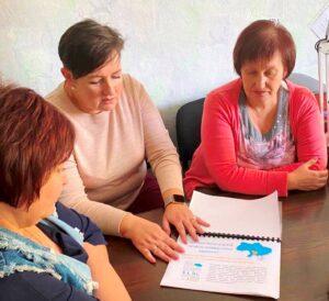Розвиток системи громадського здоров'я в Галицинівській ОТГ